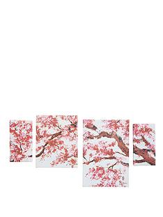 laurence-llewelyn-bowen-whispering-blossom-4-split-canvas