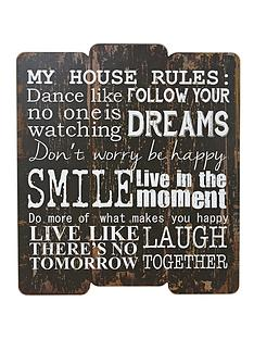 my-house-rules-wooden-wall-art