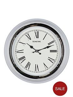roman-numeral-clock-white