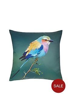 fearne-cotton-exotic-bird-print-cushion