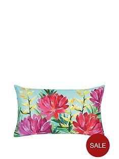 fearne-cotton-rico-floral-printed-cushion