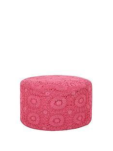 fearne-cotton-coco-crochet-pouffe
