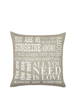 love-words-cushion