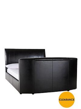 mischa-tv-bed-frame-with-optional-mattress