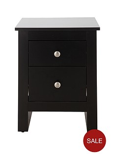 maine-2-drawer-bedside-chest