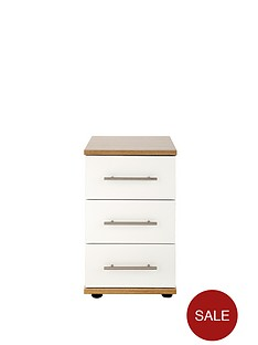 consort-kenton-ready-assembled-3-drawer-bedside-cabinet