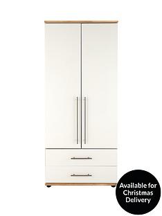 consort-kenton-ready-assembled-2-door-2-drawer-wardrobe