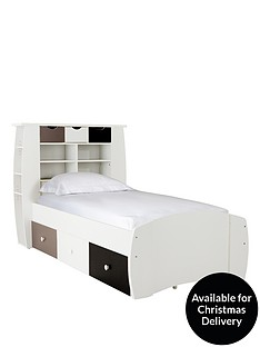 ladybird-orlando-fresh-bed-with-optional-mattress