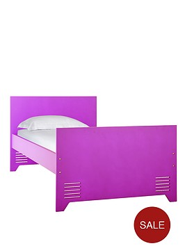 kidspace-varsity-locker-single-bed-with-optional-mattress