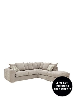 sophia-right-hand-fabric-corner-group-sofa-with-footstool