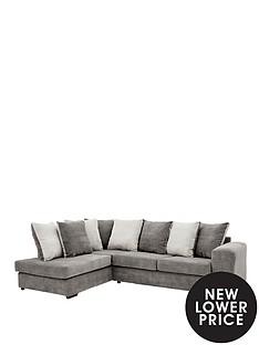 sandown-left-hand-fabric-corner-chaise-sofa