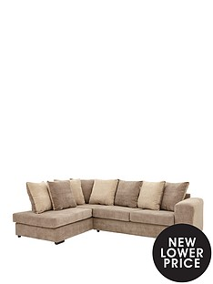 sandown-left-hand-fabric-corner-chaise-sofa