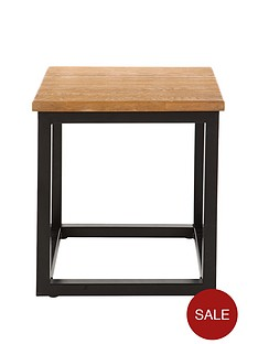industrial-solid-top-lamp-table