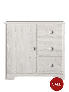 oxford-1-door-3-drawer-compact-sideboard
