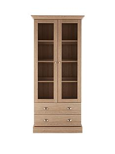 valencia-ready-assembled-2-door-glass-display-unit
