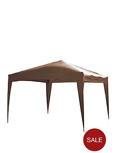 brown-pop-up-gazebo-3-x-3m