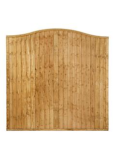forest-garden-closeboard-wave-fence-panels-18-x-18m-high-4-pack