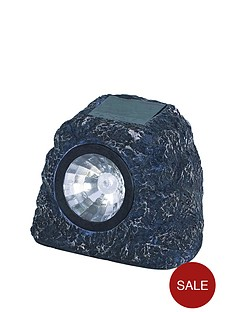 smart-solar-granite-effect-rock-spotlight-4-pack