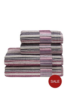 christy-supreme-capsule-stripe-towels