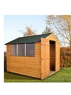 forest-8-x-6ft-corragated-roof-shed-with-assembly