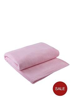 ladybird-fleece-cotcot-bed