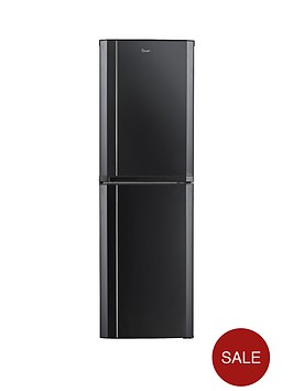 swan-sr8060b-55cm-fridge-freezer-next-day-delivery-black