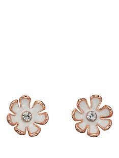 fiorelli-rose-gold-tone-and-crystal-white-flower-stud-earrings