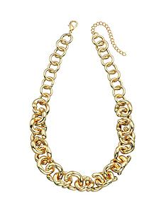 fiorelli-gold-tone-twist-chain-link-necklace