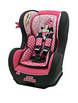 Minnie Mouse Cosmo SP Luxe Group 0-1 Car Seat