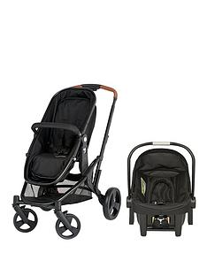 mothercare-xpedior-4-wheel-travel-system-black-frame