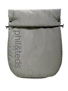 phil-teds-promenadesmart-luxury-footmuff-cosytoes-apron