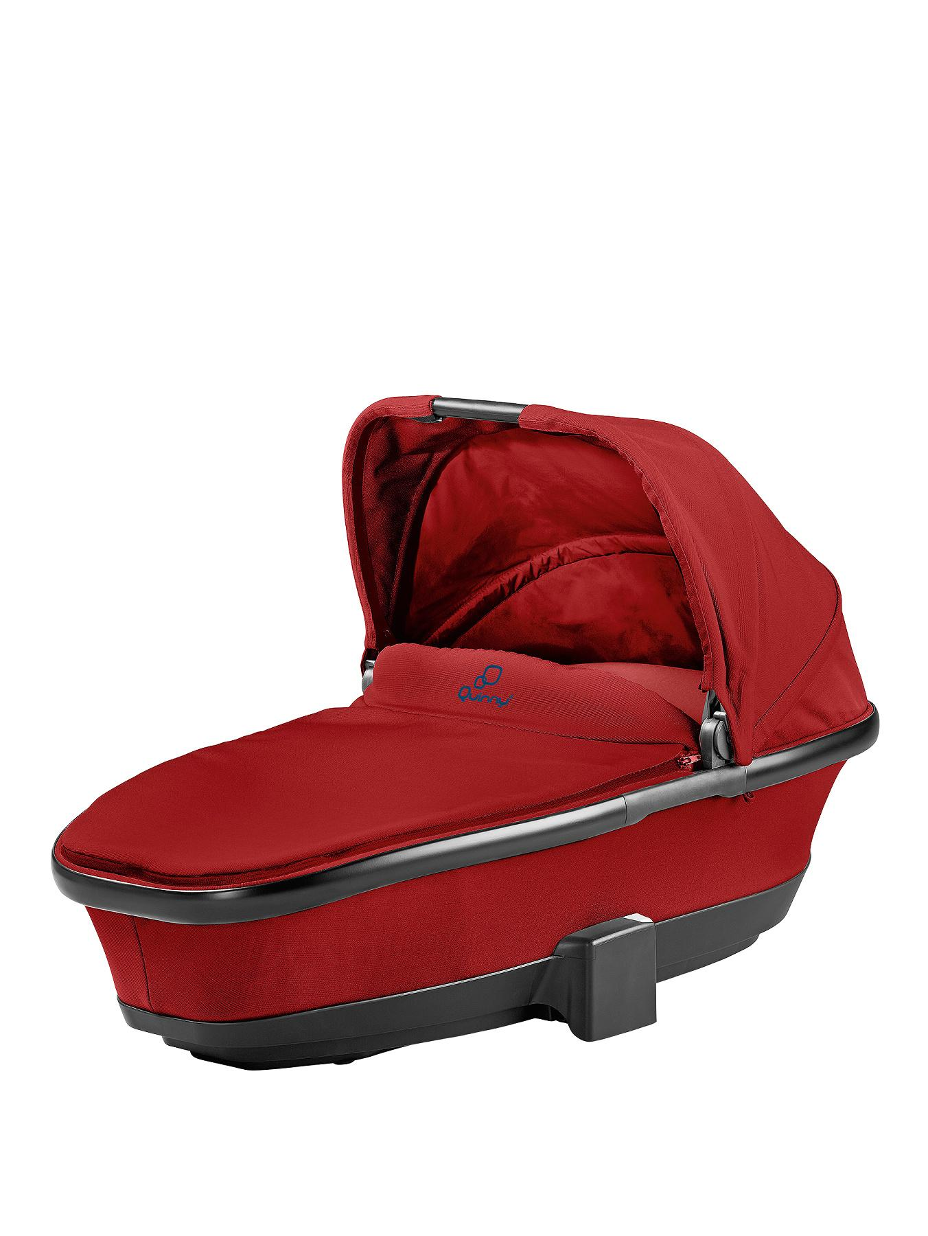 Foldable Carrycot BlackBlueGreyRed