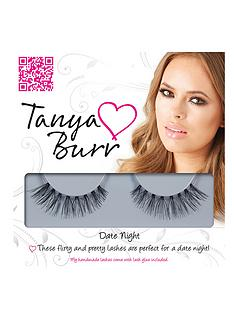 tanya-burr-lashes-date-night