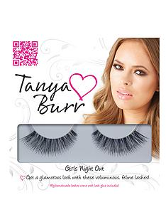 tanya-burr-lashes-girls-night-out
