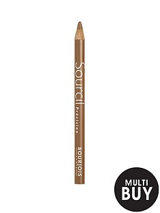 bourjois-eyebrow-pencil-sourcil-precision-blond-clair-and-free-bourjois-smudging-brush