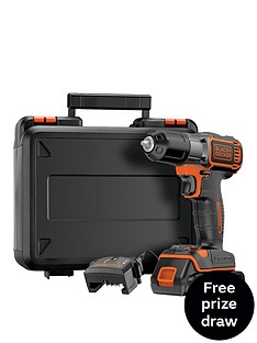 black-decker-asd184k-gb-18-volt-drill-driver-autosense-and-autoselect-technology-free-prize-draw-entry