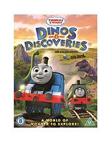 - Dinos & Discoveries - DVD