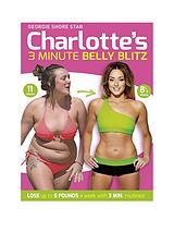 Charlotte Crosby's 3 Minute Belly Blitz - DVD
