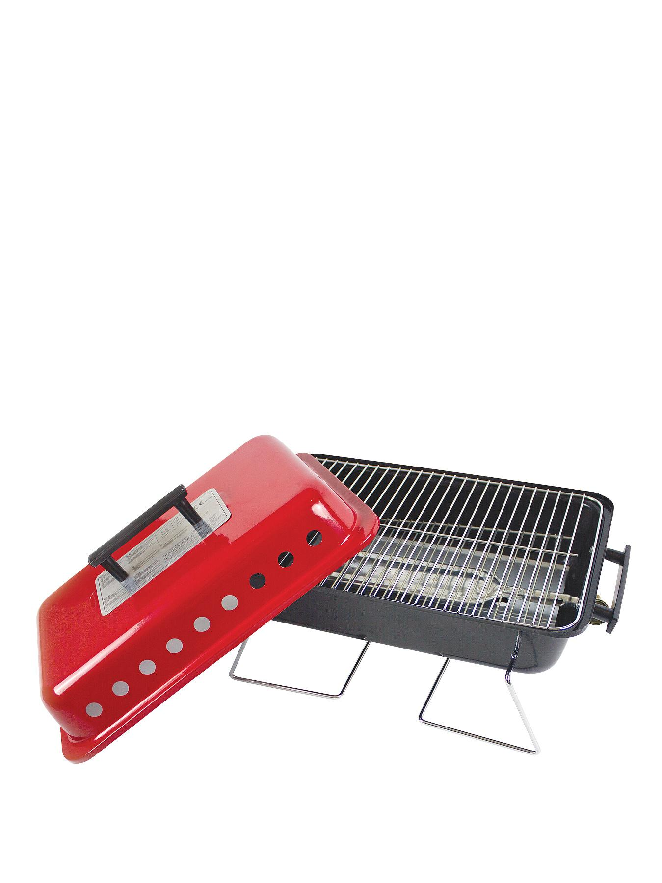 Portable Gas Barbecue at Littlewoods
