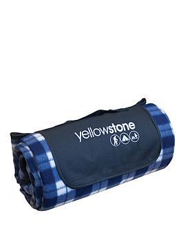 yellowstone-luxury-picnic-blanket