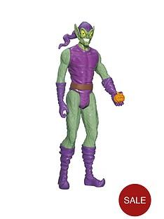 spiderman-marvel-ultimate-spiderman-titan-hero-series-green-goblin-figure