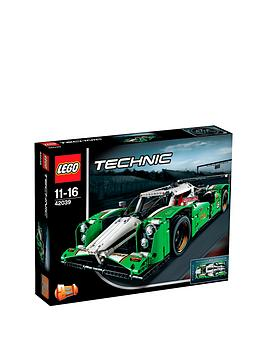 lego-technic-24-hours-race-car-42039
