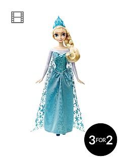 disney-frozen-singing-elsa-doll