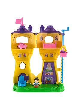 fisher-price-little-people-disney-princess-rapunzels-tower