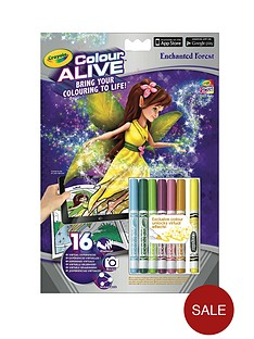 crayola-colour-alive-enchanted-forest