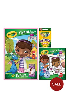 crayola-doc-mcstuffins-art-set