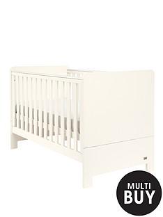 mamas-papas-haxby-cot-bed-ivory