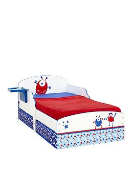 Ladybird Toddler Bed With Storage