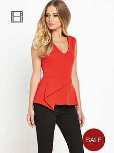 definitions-peplum-top