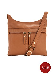 zip-detail-leather-crossbody-bag